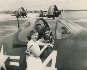 Joseph and Marie Strain c. 1950-500px